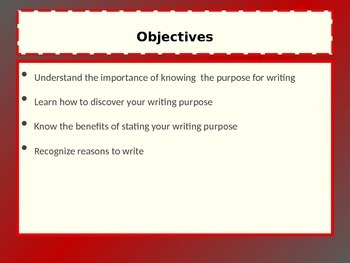 Writing with a Purpose for Essays, Articles, Reports, and Research Papers