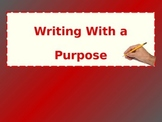 Writing with a Purpose for Essays, Articles, Reports, and