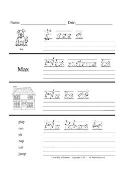 Writing with help sample