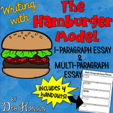 Writing with the Hamburger Model: PowerPoint