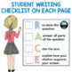 Writing with the RACE Strategy Grades 4-6
