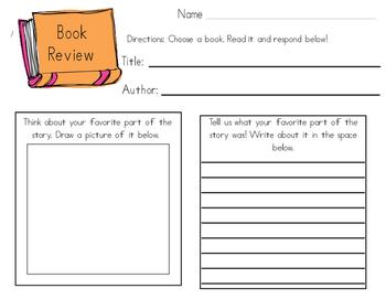 Written Book Review