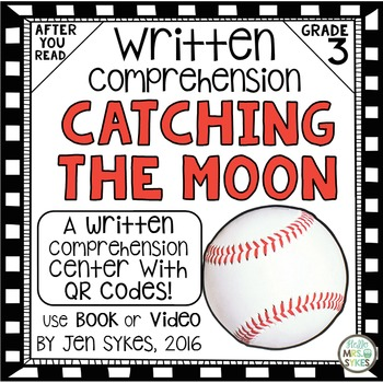Written Comprehension - Catching the Moon mClass TRC Questions