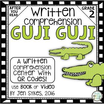 Written Comprehension - Guji Guji with QR code mClass TRC