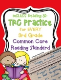Written Comprehension Practice (Common Core Aligned - 3rd Grade) mCLASS: TRC