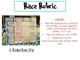 mClass Written Comprehension Race Rubric