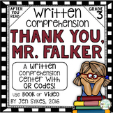 Written Comprehension - Thank You, Mr. Falker mClass TRC Questions