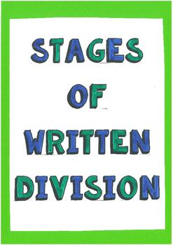 Written Division Pathway
