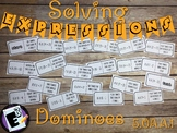 Written Expressions Dominoes