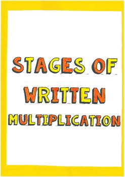 Written Multiplication Pathway