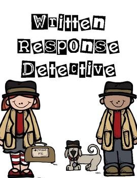 Written Response Detective