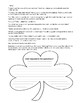 Written Response Practice Bundle