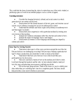 Written Task Assignment - WT1 and WT2