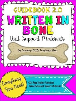 Written in Bone Unit Materials