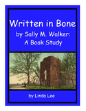 Written in Bone by Sally M. Walker:  A Nonfiction Book Study Unit