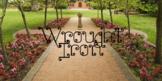 Wrought Iron Font