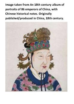 Wu Zetian Handout