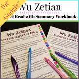 Wu Zetian for Google Classroom™