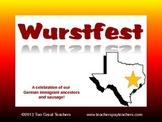 Wurstfest Texas Style
