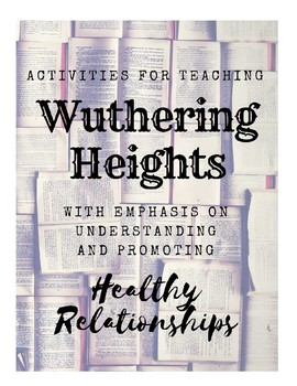 Wuthering Heights Activities