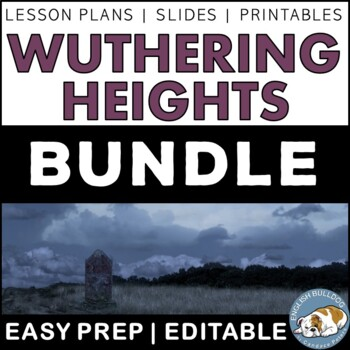 Wuthering Heights Activity Mini Bundle