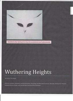Wuthering Heights Activity Package
