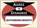 WUTHERING HEIGHTS - Agree or Disagree Pre-reading activity