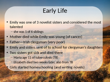 Wuthering Heights Background and Analysis