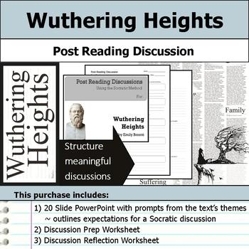 Wuthering Heights - Socratic Method - Post Reading Discussions