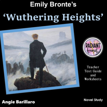 Wuthering Heights Teacher Text Guide and Worksheets