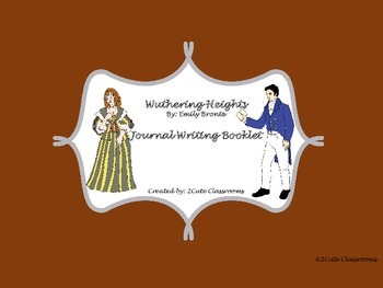 Wuthering Heights Writing Booklet