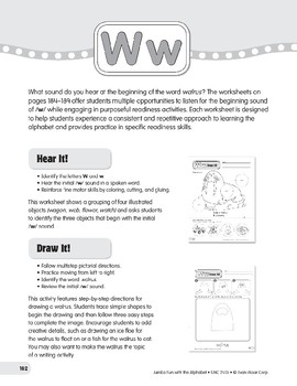 Ww: Walrus, Web