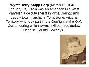 Wyatt Earp Informative Guide