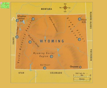 All About Wyoming