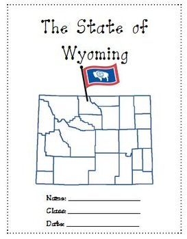 Wyoming A Research Project