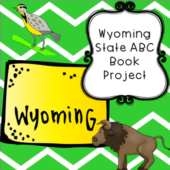 Wyoming ABC Book Research Project