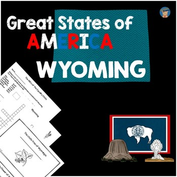 Wyoming Activity Packet