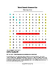 Wyoming Cities Word Search (Grades 3-5)
