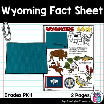 Wyoming Fact Sheet