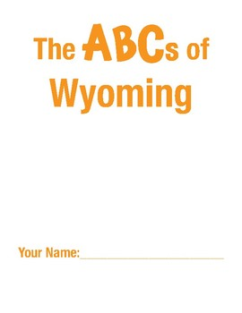 Handwriting Printables: Wyoming