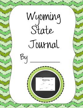 Wyoming Journal Set