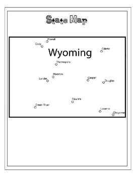 Wyoming Reading Packet