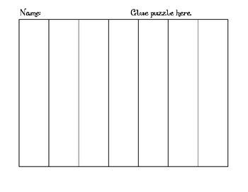 Wyoming Spelling Puzzle