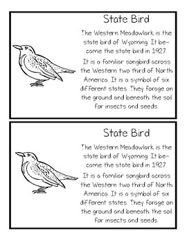 Wyoming State Book