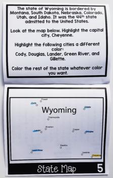 Wyoming State Flipbook