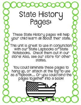 Wyoming State History Unit. US State History. 34 Pages!