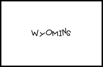 Wyoming State Pack