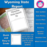 Wyoming State Report