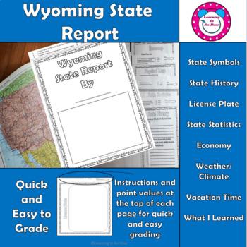Wyoming State Report