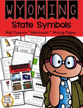 Wyoming State Symbols Notebook